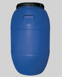screw lid Plastic drums 220 lt
