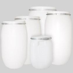 Plastic drums Plastic barrels